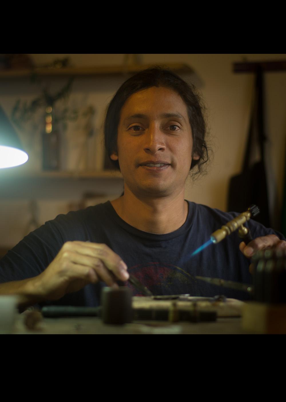 ALEXIS SUAREZ
